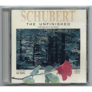 SCHUBERT - THE UNFINISHED - SYMPHONY NO. 8