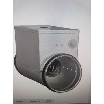 OXY Nagrzewnica elektryczna kanałowa ECH 100/03/1F