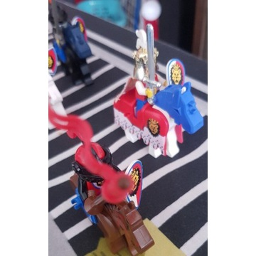 Lego Castle Royal Knights Konie Rycerze