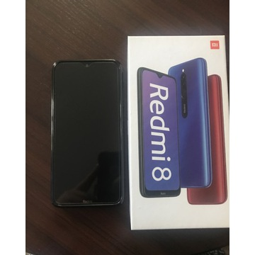 Xiaomi Redmi 8 4/64 black