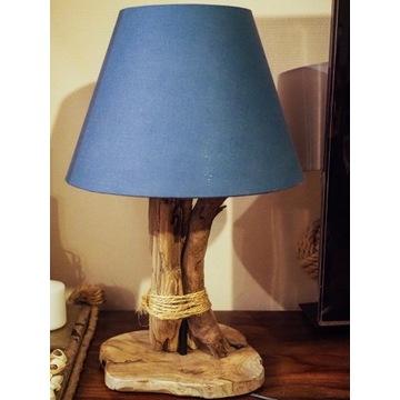 Lampka- styl morski