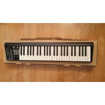 Kontroler MIDI z interf. audio - iCON iKeyboard 5s