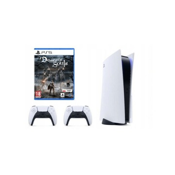 PlayStation 5 napęd + gra + 2 pad STYCZEŃ 2021
