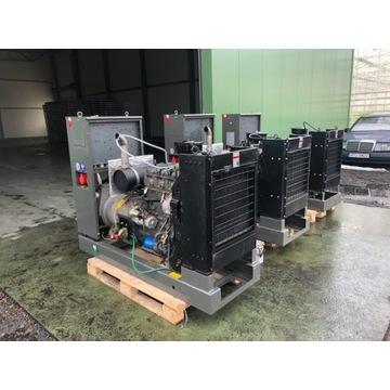 Agregat prądotwórczy 20kW/25kVA NOWY