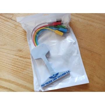 Ładowarka USB w kształcie szyny PKP PLK