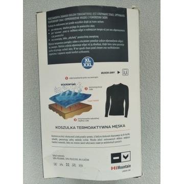 Termoaktywna koszulka męska Himountain Xl/XXL