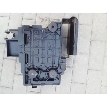 Renault Laguna II podstawa obudowa akumulatora Rad