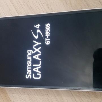 Samsung Galaxy S4 GT-I9505 16GB Color: Black Mist!
