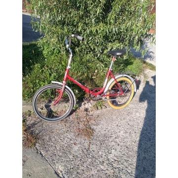 Rower składak STAIGER TRENTO 20 DUOMATIC 2 BIEGI