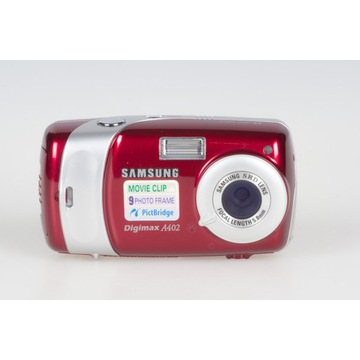 Aparat cyfrowy Samsung digimax A402