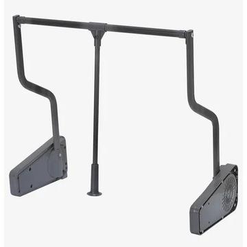 IKEA Drążek Opuszczany Komplement Pax ciemnoszary