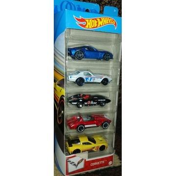 Zestaw samochodów hot wheels