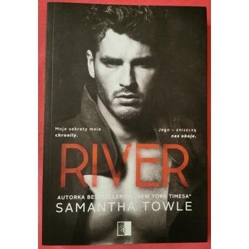 River. Samantha Towle