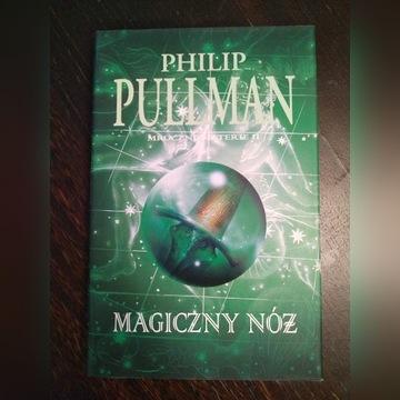 Philip Pullman - Magiczny nóż, Mroczne materie II