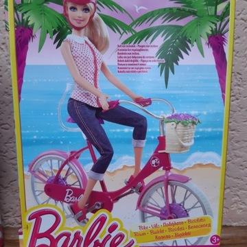 Rower Barbie nowy