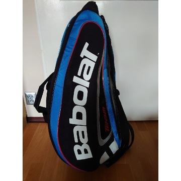 Torba tenisowa Babolat Team, termobag.