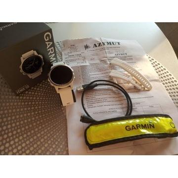 zegarek Garmin Fenix 5s +opaska gwarncja do 2021