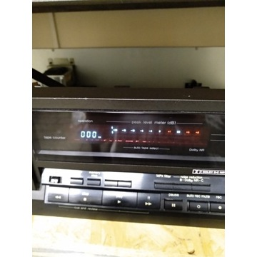 Płytka przednia Deck Technics RS-BX404+wyświetlacz