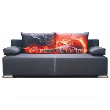 kanapa rozkładana młodzierzowa