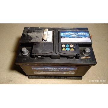 Akumulator HART (BOSCH) 74Ah 680A prawy +