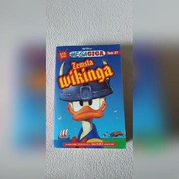 Komiks Megagiga Tom 37 -  Zemsta Wikinga