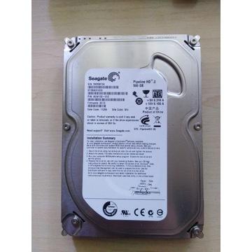 Dysk twardy HDD 500 GB Seagate x3 szt.