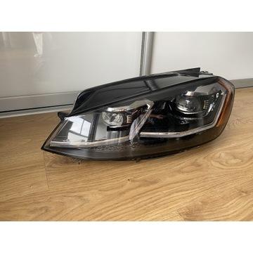 Volkswagwn Golf GTI R lampa lewa 5GM941059 R20
