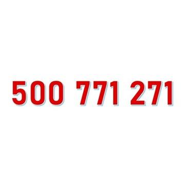 500 771 271 STARTER ORANGE ŁATWY ZŁOTY NUMER