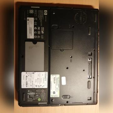 Laptop HP Compaq nc6000 (uszkodzony)