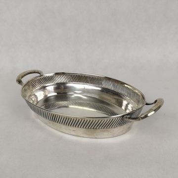 Stara srebrna misa pr. 800 waga 408gram M. Hansen