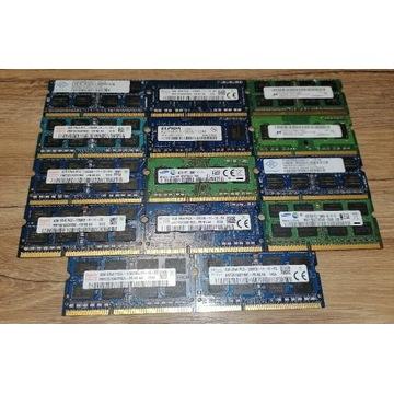 4GB DDR3 PC3 PC3L 14 SZTUK RÓŻNI PRODUCENCI