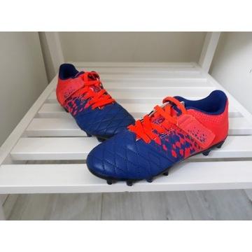 Buty korki dziecięce Kipsta r.29 18,5 cm jak nowe