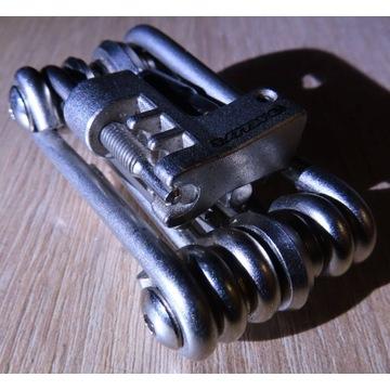 Zestaw kluczy rowerowych z rozkuwaczem Kellys