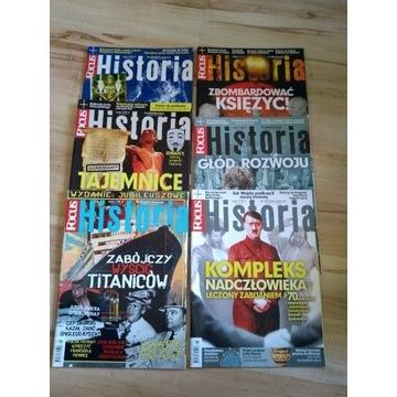 Focus Historia pół rocznika 2012