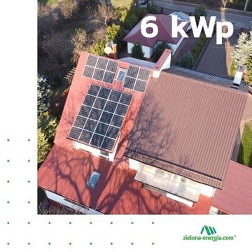 FOTOWOLTAIKA PREMIUM panele słoneczne 6kW