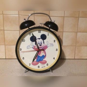 Duży zegar mechaniczny DISNEY