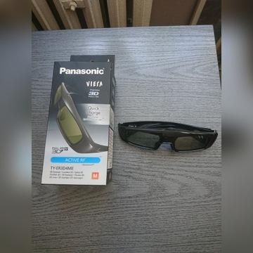 Okulary Panasonic 3D Aktywne TY-ER3D4ME