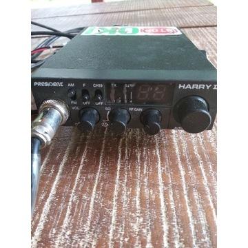 Cb radio Harry 2 + antenę Sirio