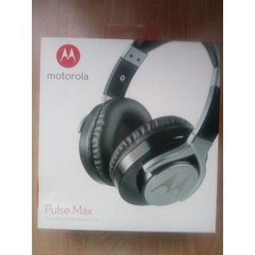 Słuchawki Motorola Pulse Max kolor czarny