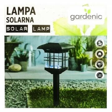 Lampa Solarna Ogrodowa LED Gardenic IP44
