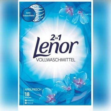 Lenor proszek do prania długotrwały zapach z De
