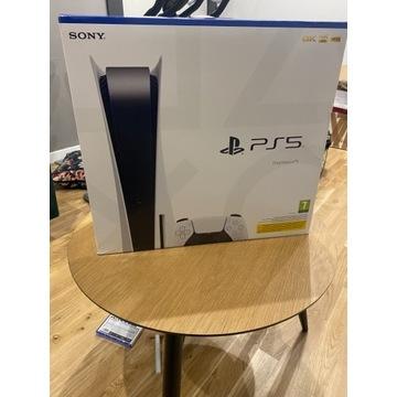 Sony Playstation 5, PS5, Nowe, Warszawa - Od ręki