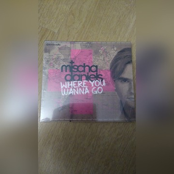 Mischa Daniels - Where You Wanna Go (folia)