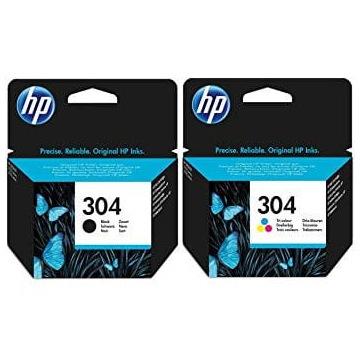 HP 304 (N9K06AE+N9K05AE) czarny+kolor  komplet