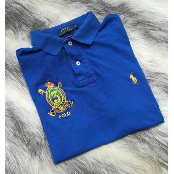 TIMBERLAND NOWE polo damskie niebieskie logo XS