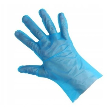 Rękawiczki TPE M L XL XXL MOCNE nie WINYLOWE