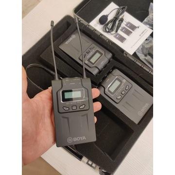 Mikrofon bezprzewodowy BOYA WM8 PRO K2 mikroporty
