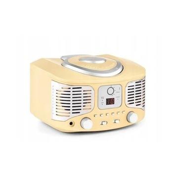 Auna RCD320 Radioodtwarzacz CD