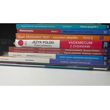 Książki Liceum 3 klasa