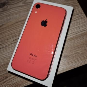 IPhone XR Koralowy